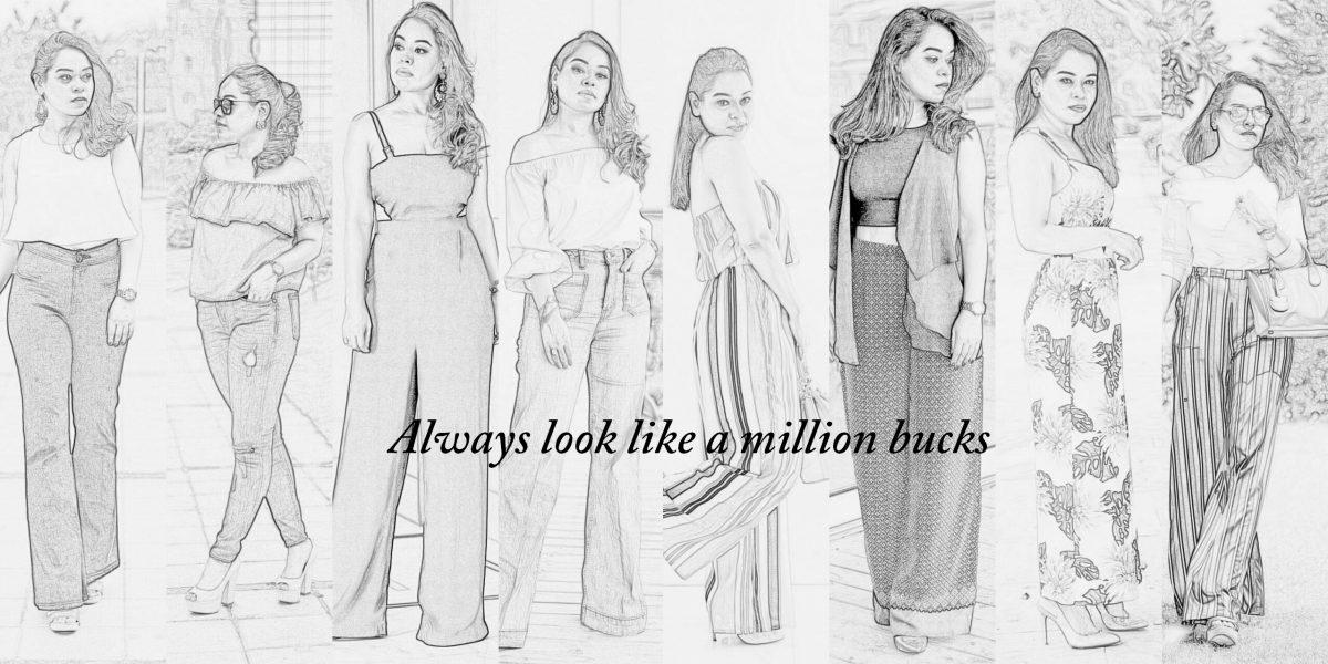A Million Bucks…